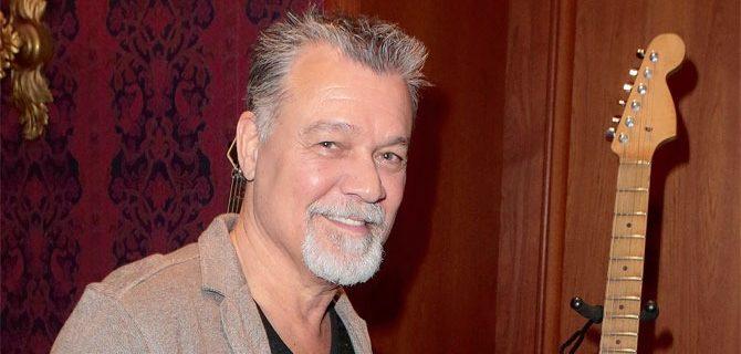 Eddie Van Halen - Credits: Laurence Faure via Wikimedia Commons (CC BY-SA 4.0)