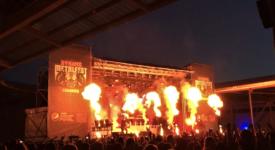 Ghost op Dynamo Metal Fest - Foto Robin de Roode (Artiesten Nieuws)