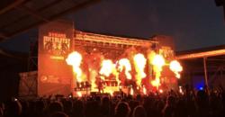 Ghost op Dynamo Metalfest - Foto Robin de Roode (Artiesten Nieuws)