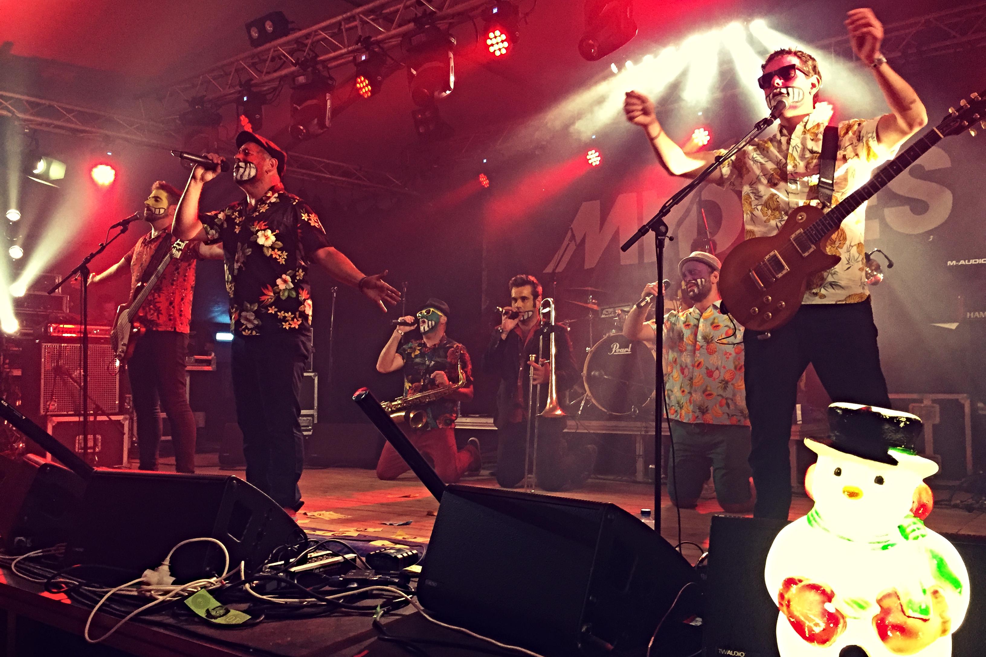 band, MadNes Festival 2018 - Fotocredits Djuna Vaesen (ArtiestenNieuws)