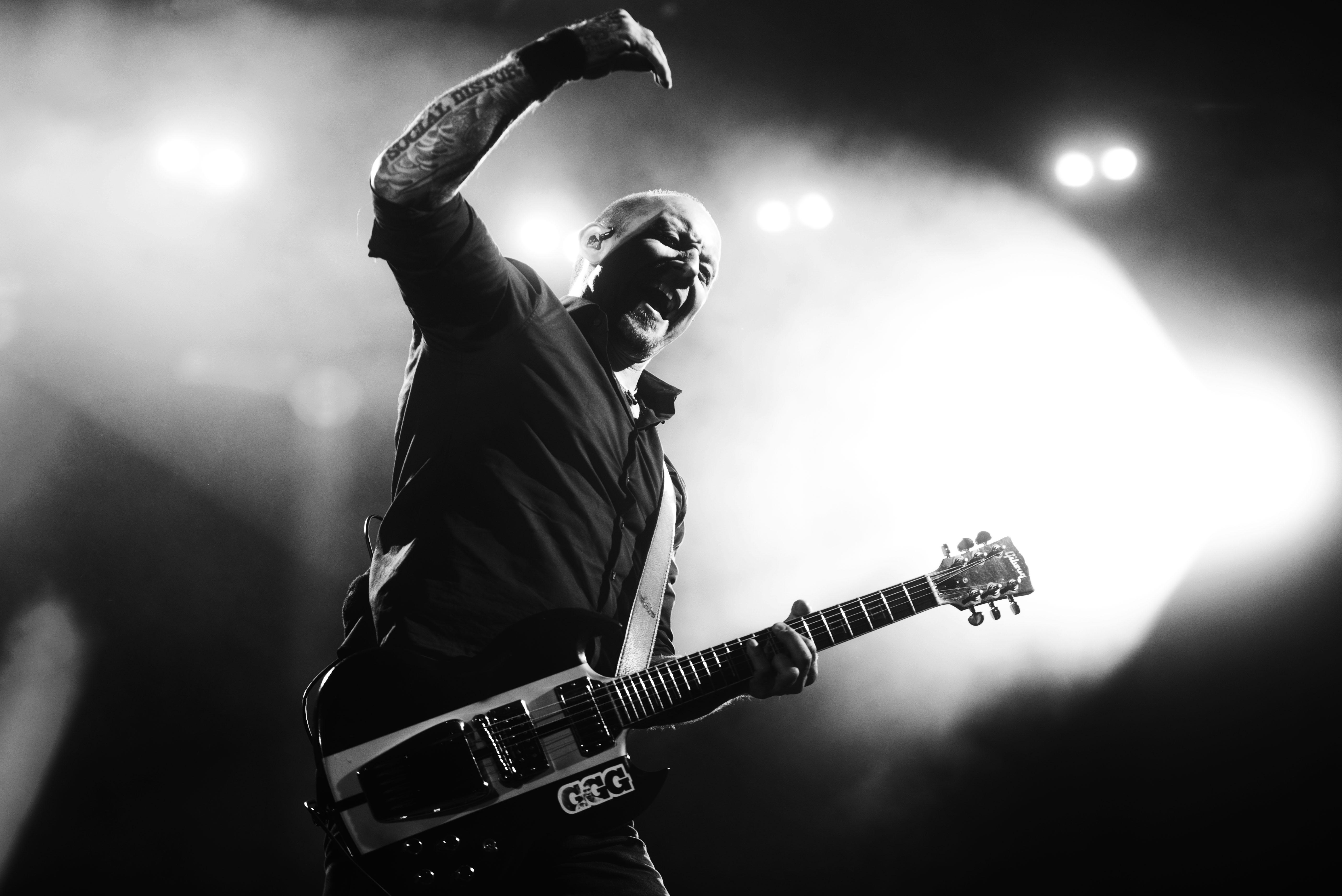 Volbeat - Zwarte Cross 2018 - Fotograaf Shali Blok (ArtiestenNieuws)