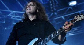 David Ellefson (Megadeth) - Foto Stuart Sevastos (Wikimedia Commons, CC BY 2.0)