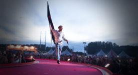 Vliegende Vrienden van Amstel LIVE!, Chefspecial, Chef Special, Chef'Special tijdens Vliegende Vrienden 2018 - Fotocredits: Shali Blok - ArtiestenNieuws