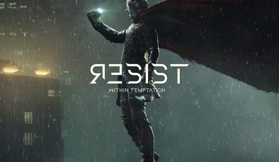 Resist, Afbeelding afkomstig van Bol.com