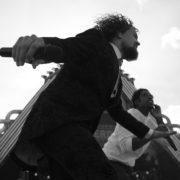 Vliegende Vrienden van Amstel LIVE!, Typhoon en Di-rect tijdens Vliegende Vrienden 2018 - Fotocredits Shali Blok - ArtiestenNieuws