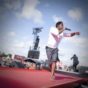 Vliegende Vrienden van Amstel LIVE!, Typhoon tijdens Vliegende Vrienden 2018 - Fotocredits Shali Blok - ArtiestenNieuws