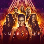 Amaranthe - Helix (albumcover)