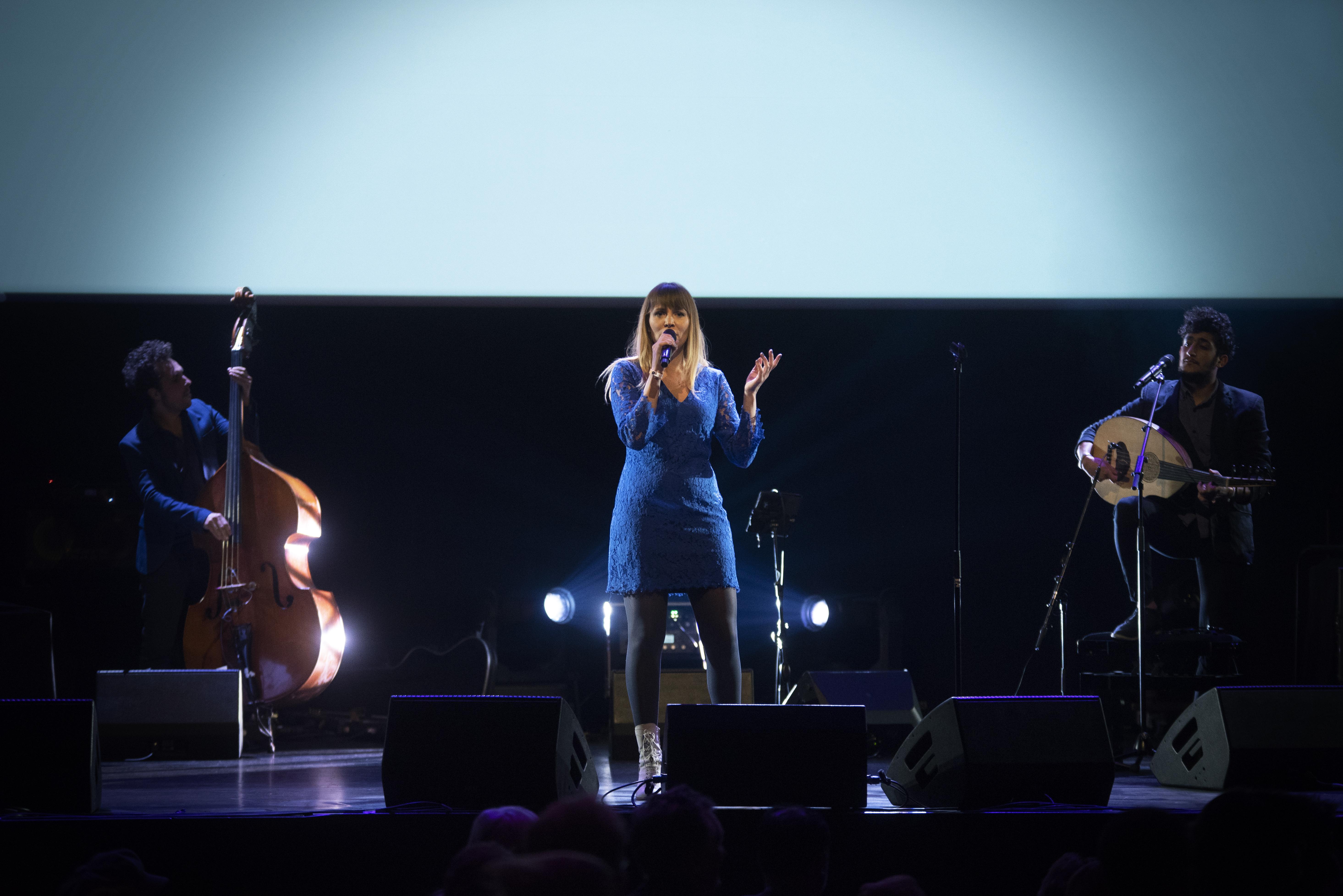 Wende tijdens Buma NL Awards 2018 - Fotocredits: Shali Blok (Artiestennieuws)