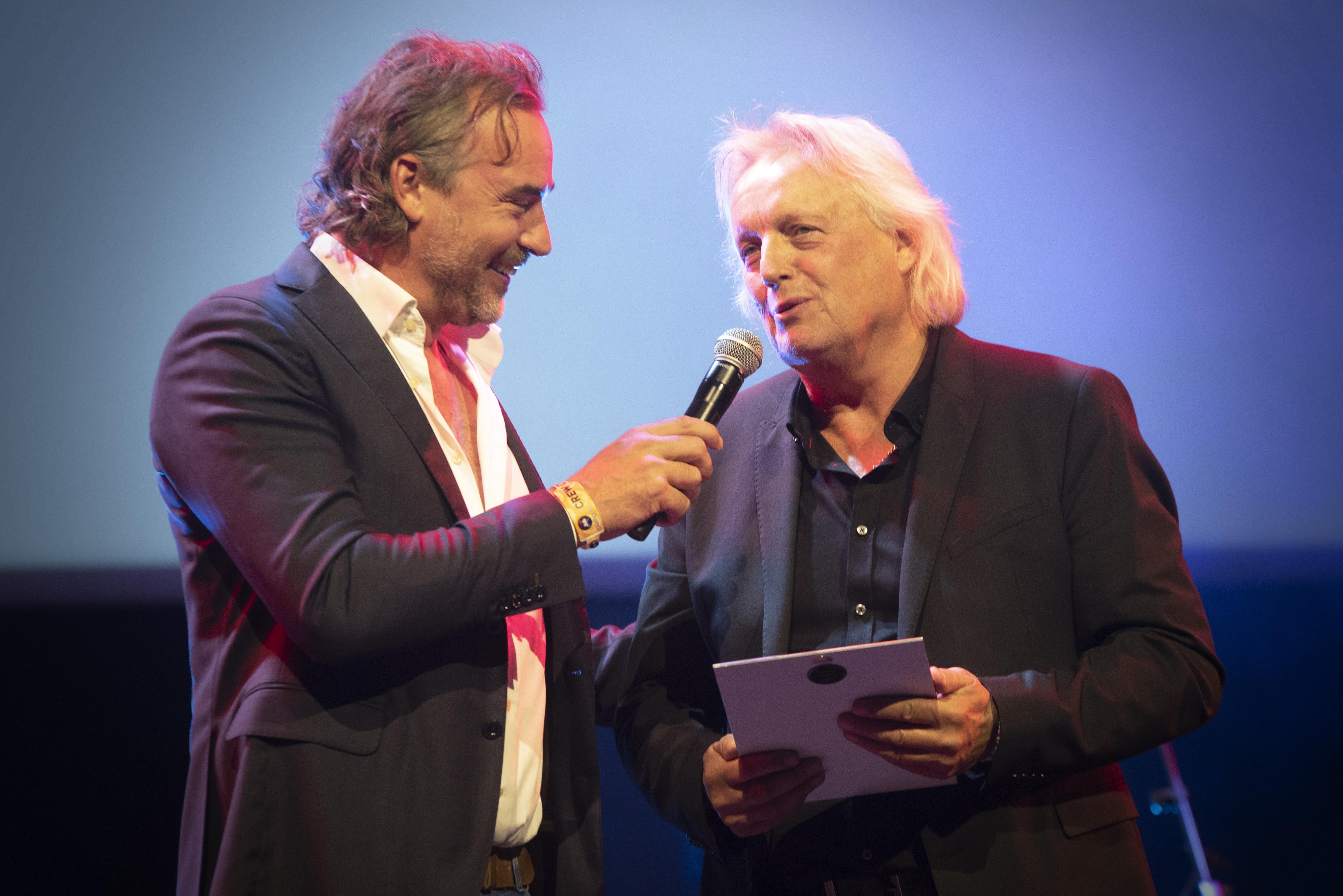 Thomas Tol tijdens Buma NL Awards 2018 - Fotocredits: Shali Blok (Artiestennieuws