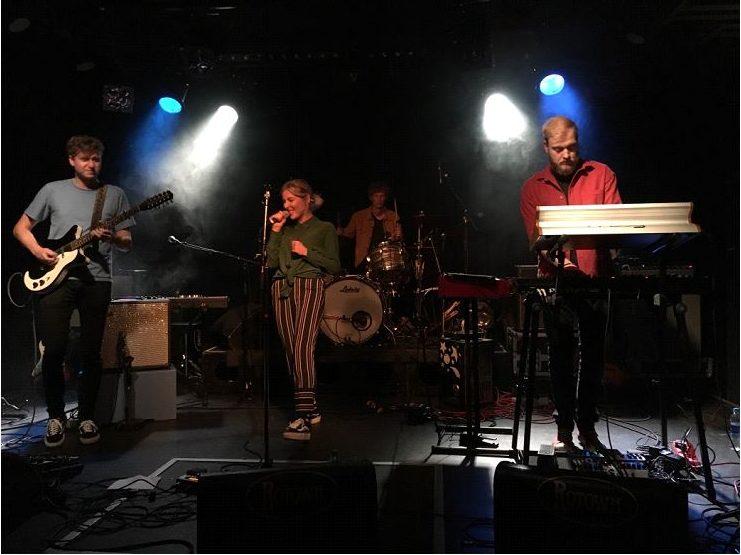 'Blue Marble' in Rotown, Rotterdam, 10-10-2018 – Fotocredits: René Rosierse (Artiesten Nieuws)