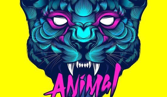 Shining - Animal (albumcover)