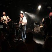 'The Magic Gang' in Rotown, Rotterdam, 10-10-2018 – Foto credits: René Rosierse (Artiesten Nieuws)