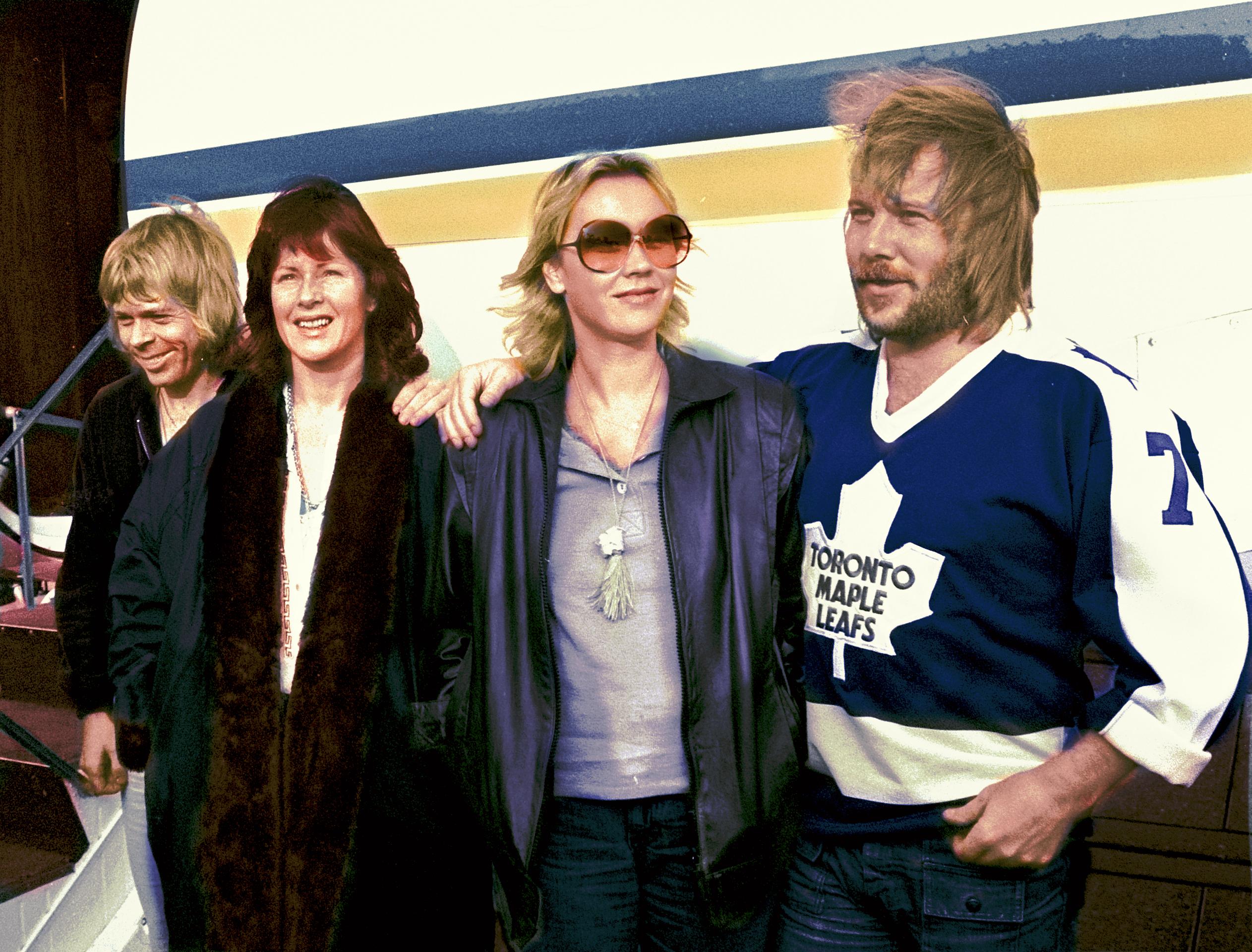 ABBA in Rotterdam (1979) - Fotocredits: Fernando Pereira - Wikimedia Commons (CC BY-SA 3.0 NL)
