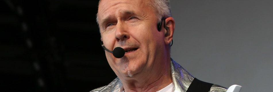 Howard Jones - Fotocredits: Mark Kent - Wikimedia Commons (CC BY-SA 2.0)
