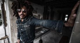 Lenny Kravitz persfoto - Bron: persbericht Hello Festival