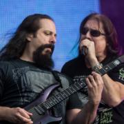 Dream Theater (cropped) - Foto: Andreas Lawen, Fotandi (Wikimedia Commons, CC BY-SA 3.0)