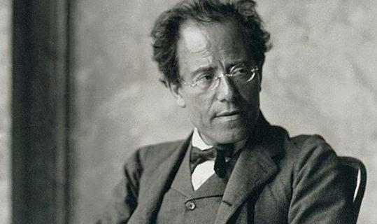 Mahler(cropped)- Auteur: Moritz Nähr - Bron: Wikimedia Commons Public Domain