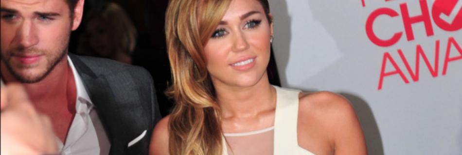 Liam Hemsworth and Miley Cyrus - Credits: jjduncan_80 -Bron: Wikimedia Commons (CC BY 2.0)