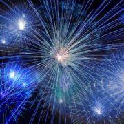 TivoliVredenburg, Nieuwjaar, Vuurwerk - Fotocredits: geralt - Bron: pixabay - Creative Commons CC0