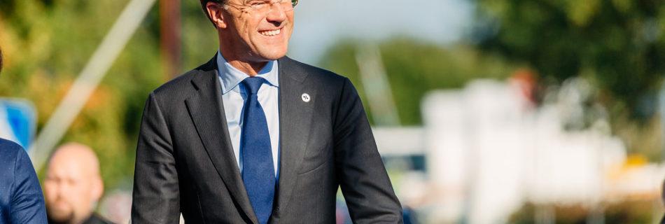 Mark Rutte - Fotocredits: EU2017EE Estonian Presidency - Flickr (CC BY 2.0)