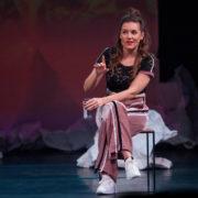 Eva Crutzen - Auteur: Eva Crutzen - Bron: Persbericht Senf Theaterpartners