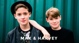 Max & Harvey - Fotocredits: author - Wikimedia Commons (CC BY 3.0)