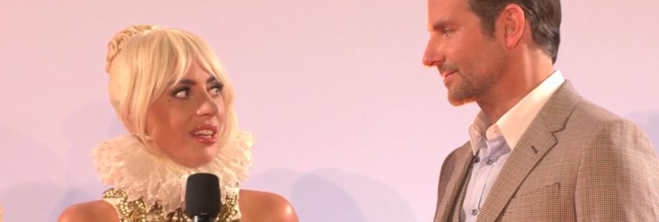 Bradley Cooper en Lady Gaga - Fotocredits: Sassy - Wikimedia Commons (CC BY 3.0)