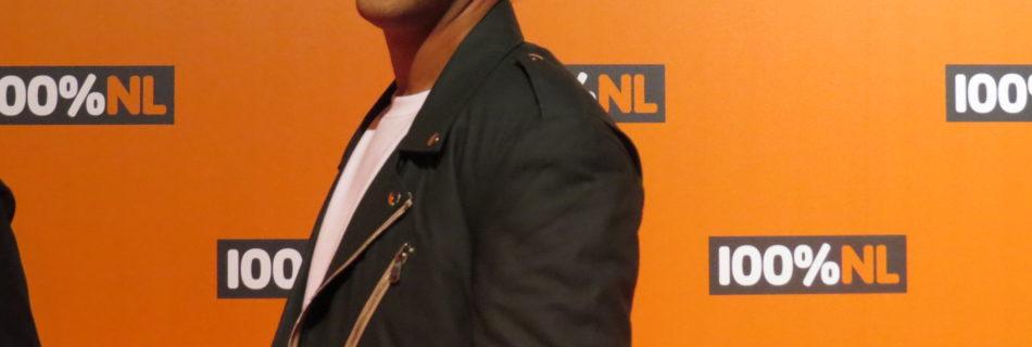 Ali B bij de 100% NL Awards - Fotograaf: Ilse Ouwerkerk (Artiesten Nieuws)