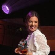 Maan bij de 100% NL Awards - Fotograaf: Lies Buskens (Artiesten Nieuws)