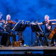 Kronos Quartet - Fotocredits: Sachyn Mital - Wikimedia Commons (CC BY-SA 3.0)