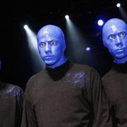 Blue Man Group - Fotocredits: Galeria de Léo Pinheiro - Picasa - Wikimedia Commons (CC BY-SA 3.0)