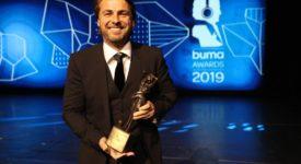 John Ewbank bij BUMA Awards 2019 - Fotocredits: Paul Bergen - Bron: Persbericht Baas Amsterdam