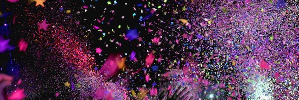 Festivalseizoen 2019 - Fotocredits: ktphotography - Pixabay (CC0)