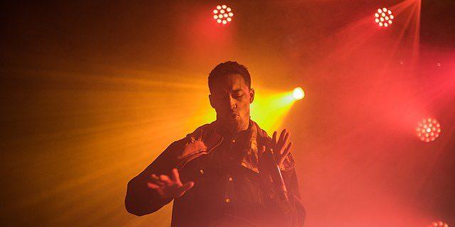 Loyle Carner - Fotocredits: Renaud.alouche - Wikimedia Commons (CC BY-SA 4.0)