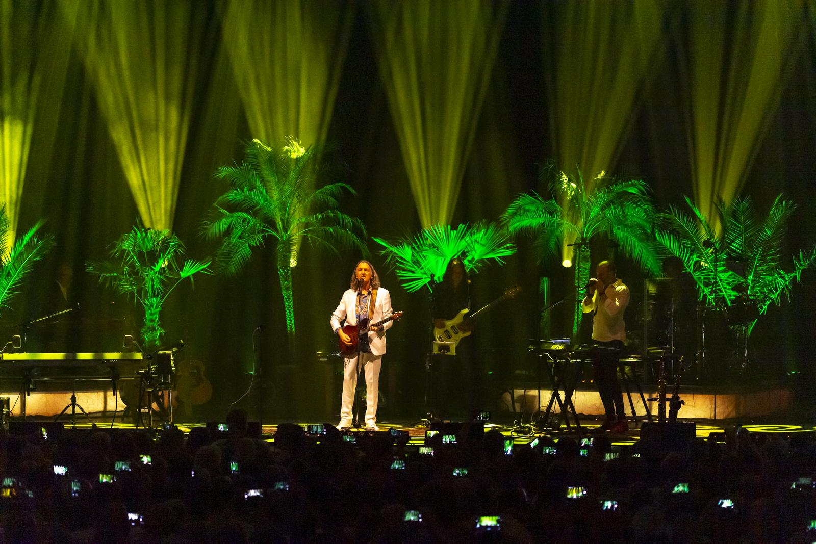Roger Hodgson in Muziekcentrum Enschede - Fotograaf: Roger Jansen (Artiesten Nieuws)