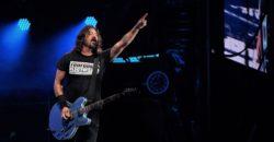 Foo Fighters (Dave Grohl) op Sziget 2019 - Foto: Danique Logtenberg (Artiesten Nieuws)