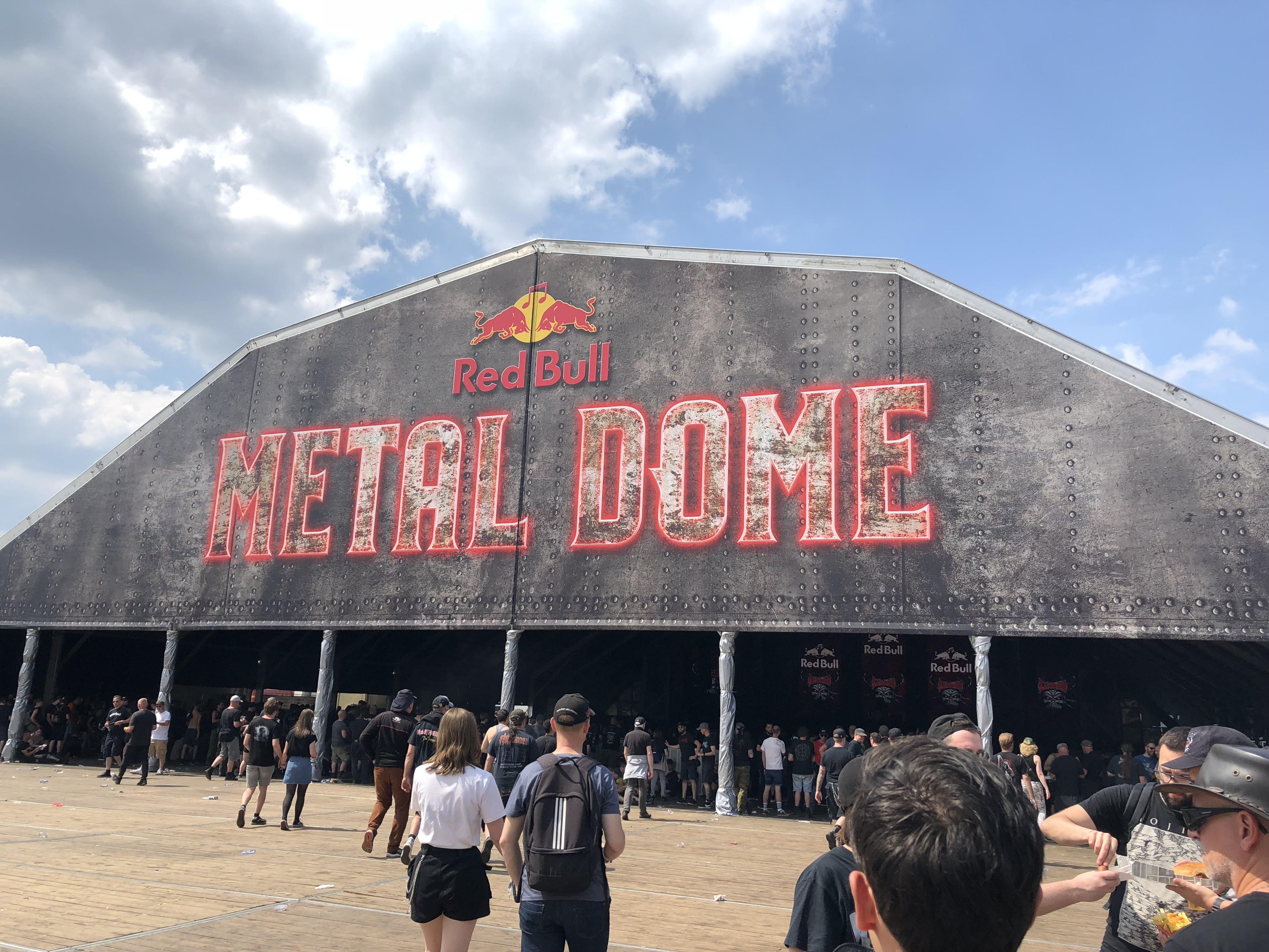 Red Bull Metal Dome op Graspop 2019 - Foto: Timo Verhaar (Artiesten Nieuws)
