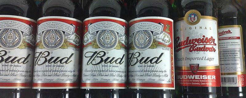 Budweiser - Foto: Dorisall via Wikimedia Commons (CC BY-SA 3.0)