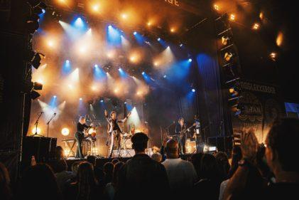 Son Mieux op Appelpop 2019 - Foto: Nonja de Roo (Artiesten Nieuws)