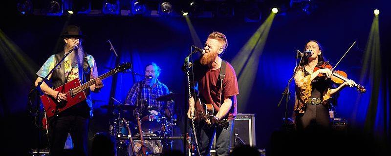 Ben Miller Band - Foto: Christian Düringer via Wikimedia Commons (CC BY-SA 4.0)