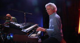 Hugh Banton, organist van Van der Graaf Generator – Foto: Smkphotos via Wikimedia Commons (CC BY-SA 3.0)