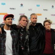 TikTok, Kris Kross Amsterdam tijdens Buma NL Awards - Michael Dijkstra (Artiestennieuws)