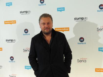 Wesly Bronkhorst tijdens Buma NL Awards - Michael Dijkstra (Artiesten Nieuws)