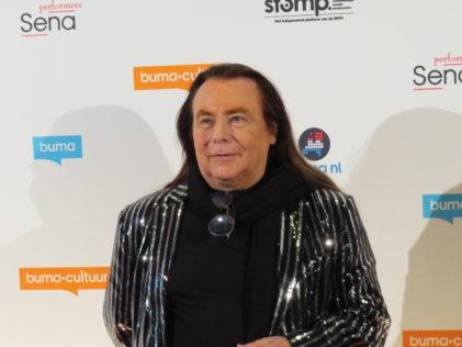 Henny Thijssen tijdens Buma NL Awards - Michael Dijkstra (Artiesten Nieuws)