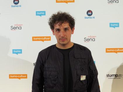 Nielson tijdens Buma NL Awards 2019 - Michael Dijkstra (Artiesten Nieuws)