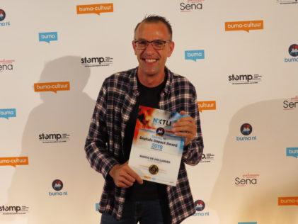 Marco de Hollander tijdens Buma NL Awards 2019 - Michael Dijkstra (Artiesten Nieuws)