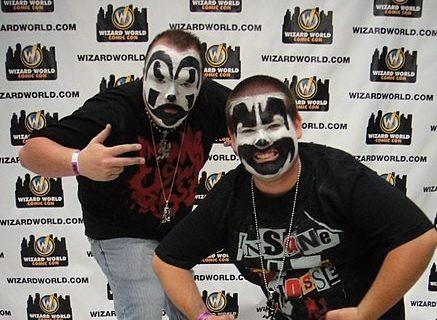 Insane Clown Posse - Foto: The Conmunity Pop Culture Geek via Wikimedia Commons (CC BY 2.0)