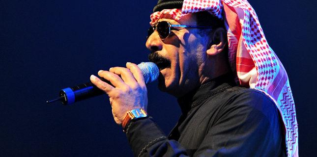 Omar Souleyman - Foto: Stuart Sevastos via Wikimedia Commons (CC BY 2.0)