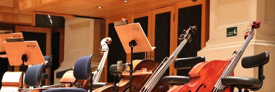 Jong Metropole Orkest, Orkest setup - Pixabay - No License