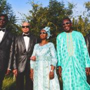 Amadou & Mariam & The Blind Boys of Alabama - Foto via persbeeld SPOT Groningen